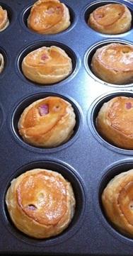 Mini-soufflè-al-prosciutto-cotto